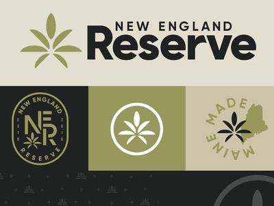New England Reserve branding