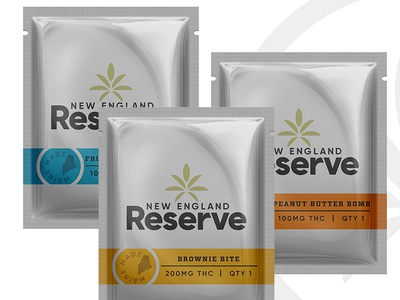 New England Reserve packaging