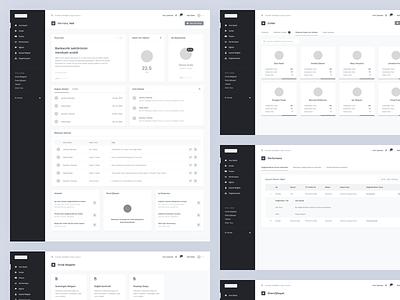 Wireframes WIP prototype sketch app hr wireframe