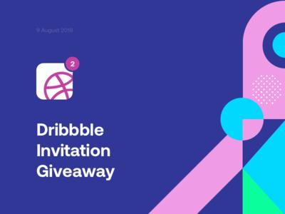 Dribbble Invitation 2x