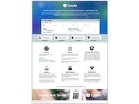 litecoin.org Mockup v2 - Full page