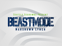 Beastmode - Marshawn Lynch - Seattle Seahawks