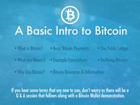 Bitcoin Presentation PowerPoint/PDF