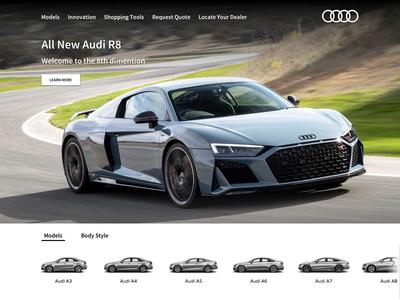 Audi Site