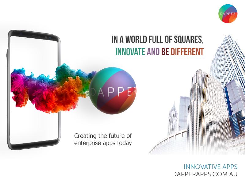 Innovative apps dribble
