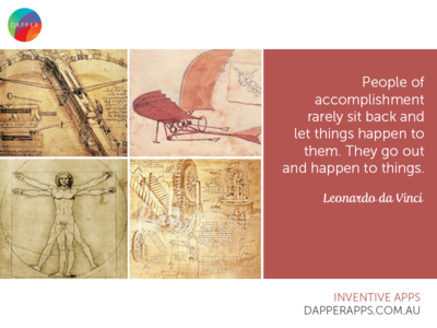 Da Vinci Inspiration