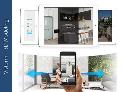 Visform App Design, UI, UX and App Development app developers australia dapper apps ux design ui design tech mobile business app apps perth app design
