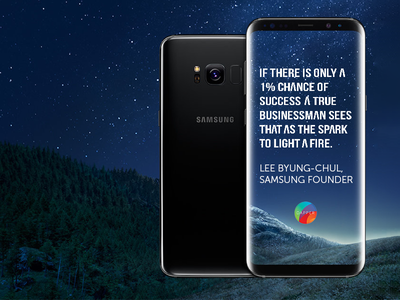 The Founder of Samsung on Entrepreneurship business app app design apps app developers australia dapper apps quotes motivation app marketing tech mobile