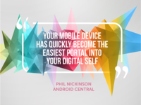 Mobile, Apps and Your Digital Self