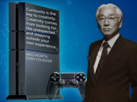 The Founder of Sony on Curiousity and Creativity