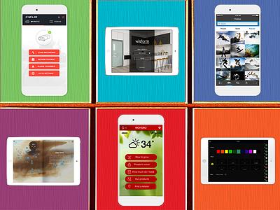 Dapper Apps Pop Art app developers australia dapper apps ux design ui design tech mobile business app apps app perth app design