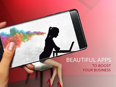 Beautiful Apps To Boost Your Business app developers australia dapper apps ux design ui design tech mobile business app apps app perth app design beautiful