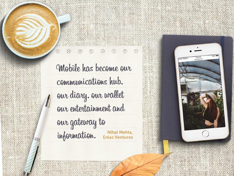 Mobile Is Our Lives startup app development mobile marketing app marketing inspiration quotes business app ideas mobile app app design apps mobile