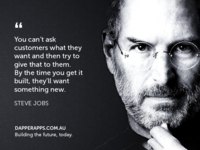 Steve Jobs on Innovation Strategy
