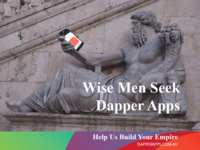 Wise App Development with Dapper Apps