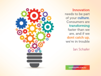 Innovation, Business Culture & Transformation