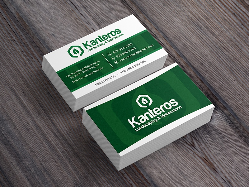 Prismadream business cards landscaping design by daniel montiel prismadream business cards landscaping colourmoves