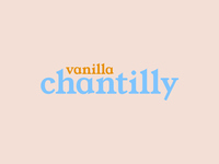 vanilla chantilly