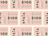 baria gift card