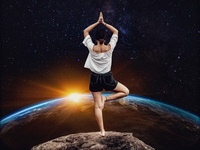 Space Yoga