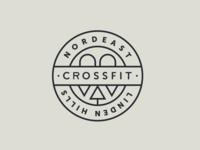 CrossFit Nordeast / CrossFit Linden Hills Badge