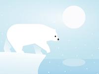 Just a Polar Bear