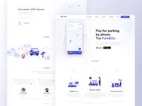 Park&Go Landing Page