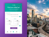 Car Delivery App Mobile