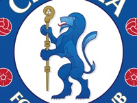 Chelsea FC Crest Continued