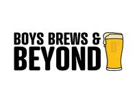 Boys Brews & Beyond Podcast Branding
