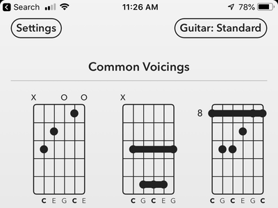 Coming Very Soon chords app ukulele mandolin guitar ipad iphone ios