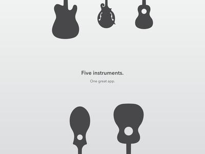 Five Instruments.