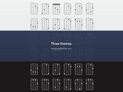 Three themes.