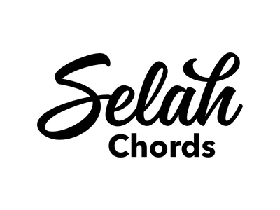Logo Type for Selah Chords app logo ios
