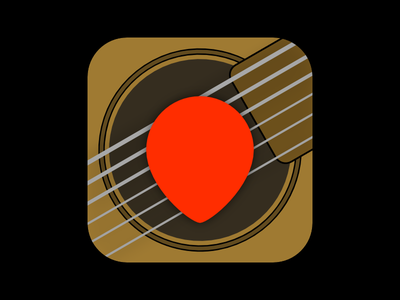 Icon for Selah Chords ukulele banjo mandolin guitar icon ios app