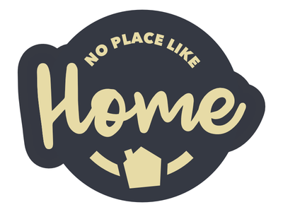 Logo: No Place Like Home home goods logo