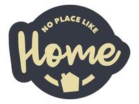 Logo: No Place Like Home