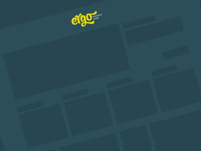 Ergo Homepage