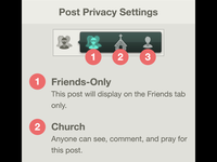 Prayrbox Walkthrough Privacy
