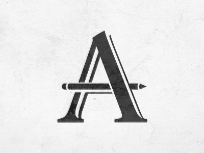 Apidemic logo simple clean education academic epidemic letter brand identity