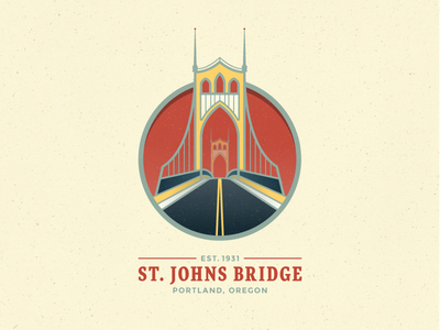 St. Johns Bridge st. johns bridge bridge pnw oregon portland