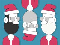 Off Season Santas