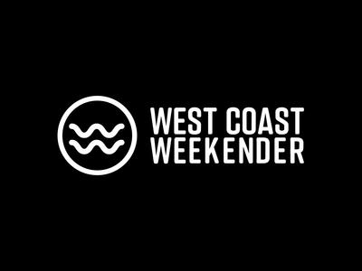 West Coast Weekender - Music Festival Logo Animation branding agency brand design music industry identity typography logo animation animation branding music branding music festival logo design logo brand identity brand