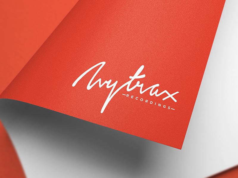 Avytrax Branding & Logo Design brand style guide music typography logo design branding