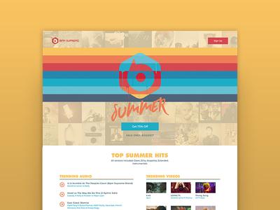 BPM Supreme Summer Campaign
