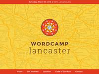 Wordcamp Lancaster 2016!