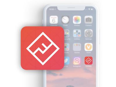 App Icon (#DailyUI #005) ux ui challenge ui dailyui app icon dailyui005