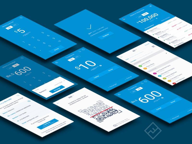 eWallet blockchain wallet ewallet freelance life product design interaction ui ux ui design uidesign userinterface design