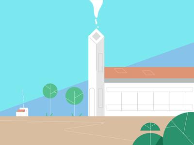 factory (landscape) for pictodesignstudio