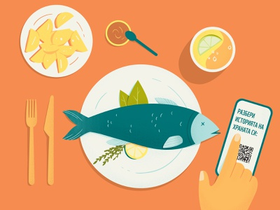 Follow the fish angling ecological eating eat sustainable wwf source tracking food tracking fish top view dinner top view sustainable fishing fishing food source lunch food top view dinner fish
